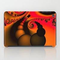 Orange Blossom iPad Case