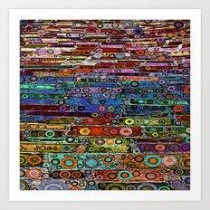 :: True Colors :: Art Print