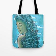 Siren of the Seas Tote Bag