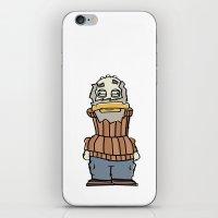 Schmucky Duck #7 iPhone & iPod Skin