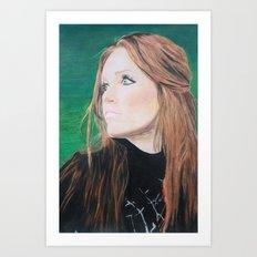 Tarja Art Print