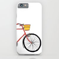 Bicycle Number Four iPhone 6 Slim Case