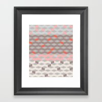 Pattern Collection  Framed Art Print