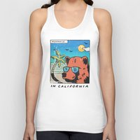 Meanwhile Unisex Tank Top