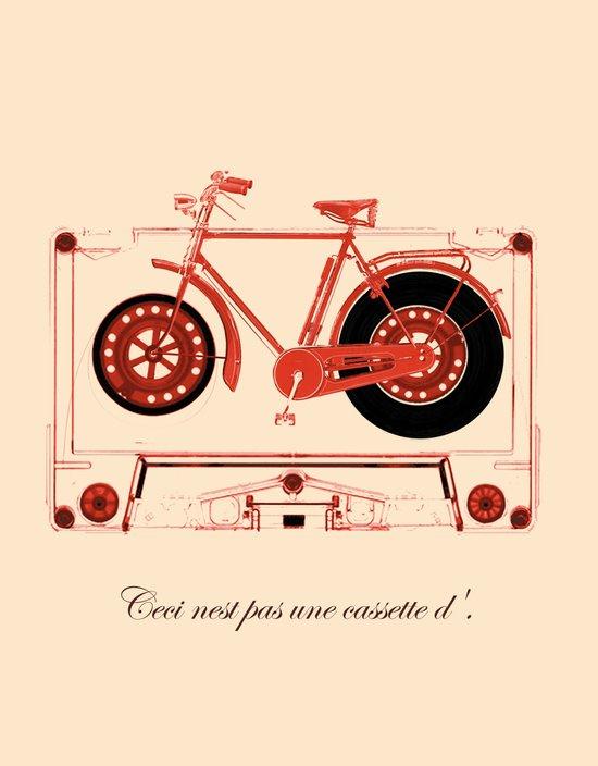 Music Traveler Art Print
