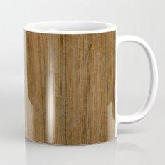 Etomie (Flat Cut) Wood Mug