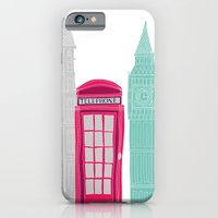 London Red Telephone Box… iPhone 6 Slim Case