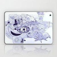 Sun Beam. Laptop & iPad Skin