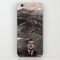 because it's there iPhone & iPod Skin