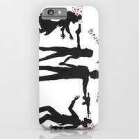 iPhone & iPod Case featuring Zombie Hunting III by KristinMillerArt