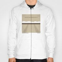 No189 My Thelma and Louise minimal movie poster Hoody