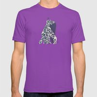 Bonebreathing U Mens Fitted Tee Ultraviolet SMALL