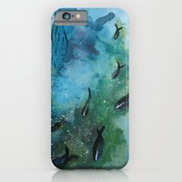 Fish In A Row iPhone 6 Slim Case