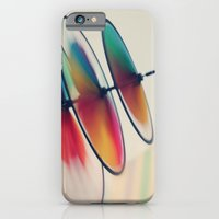 Spin, Spin, Spin iPhone 6 Slim Case