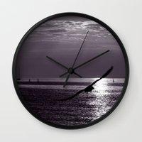 MYSTIC WINGS - BALTIC SE… Wall Clock