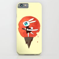 Samurai Bunny iPhone 6 Slim Case