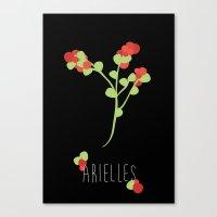 Arielles Canvas Print