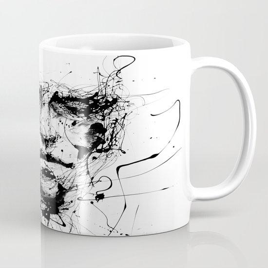 lines hold the memories Mug