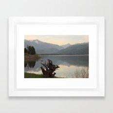 Vallecito Framed Art Print