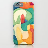 iPhone & iPod Case featuring Know It All by Anai Greog