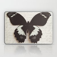 Papilio Aegus Butterfly Laptop & iPad Skin