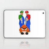 Super Bundock Bros Laptop & iPad Skin