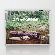 Let's Go Camping II Laptop & iPad Skin