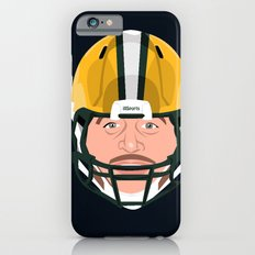 Faces-Green Bay iPhone 6 Slim Case