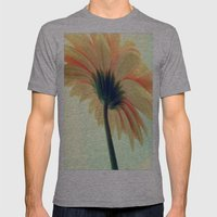 Flower In The Spring Mens Fitted Tee Athletic Grey SMALL