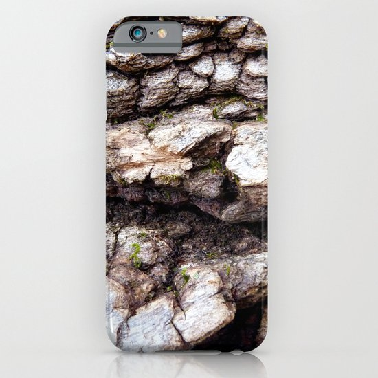 Wood Texture #1 iPhone & iPod Case