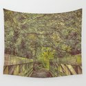 Over and On We Walk Wall Tapestry