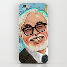 The Legend iPhone & iPod Skin