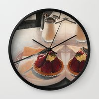 The Tart Wall Clock
