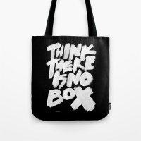 NOBOX Tote Bag
