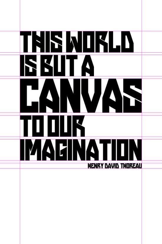 This World... Art Print