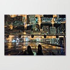 Skydeck III Canvas Print