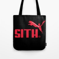 Brand Wars: Sith Tote Bag