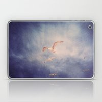 brighton seagulls 2 Laptop & iPad Skin