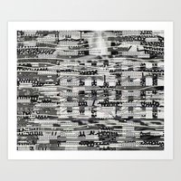 The System Affects The I… Art Print
