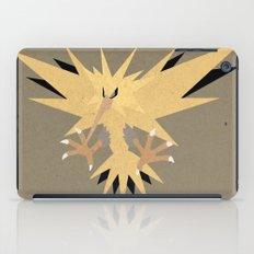 Zapdos iPad Case