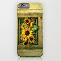Der Sonnenblumenraum iPhone 6 Slim Case