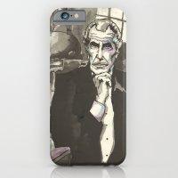 Portrait Of Vincent Pric… iPhone 6 Slim Case
