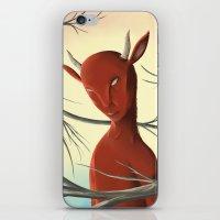 Satyre iPhone & iPod Skin
