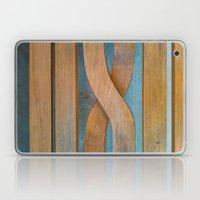 Cross The Wood Laptop & iPad Skin
