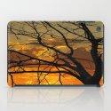 Sunset Tree iPad Case