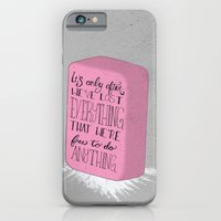 iPhone & iPod Case featuring Fight Club by Drew Wallace