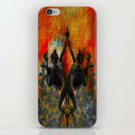 iPhone & iPod Skin featuring United In One Destiny by Lo Coco Agostino