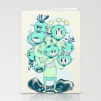 Many Heads Are Better Th… Stationery Cards