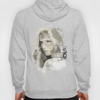 Watercolour Girl Hoody