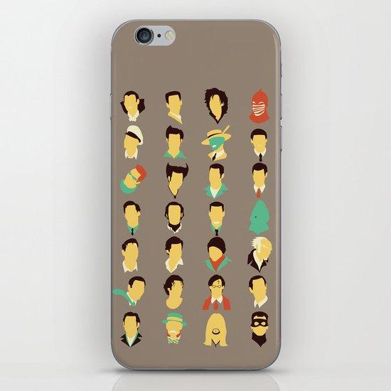 Jims iPhone & iPod Skin